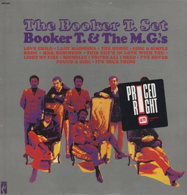 Booker T. & The MGs - The Booker T. Set (Vinyl + MP3)