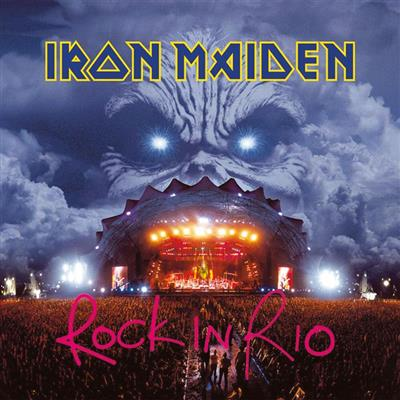 Iron Maiden - Rock In Rio - Live (2CD)