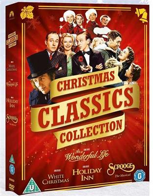 Christmas Classics Collection (DVD)