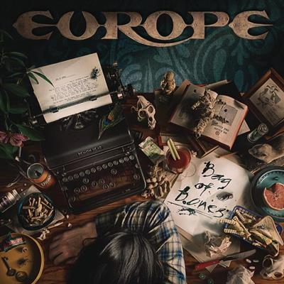 Europe - Bag Of Bones (CD)
