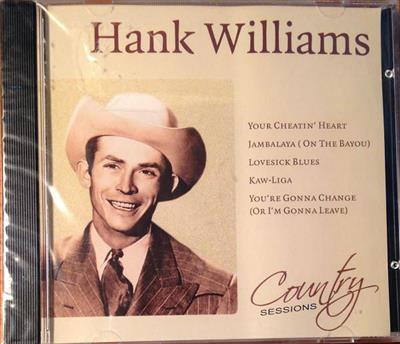 Hank Williams - Country Sessions