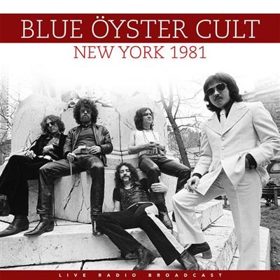 Blue Öyster Cult - Best of Live in New York 1981 (Vinyl 180gram)