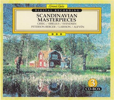 Scandinavian Masterpieces (3CD-Box)