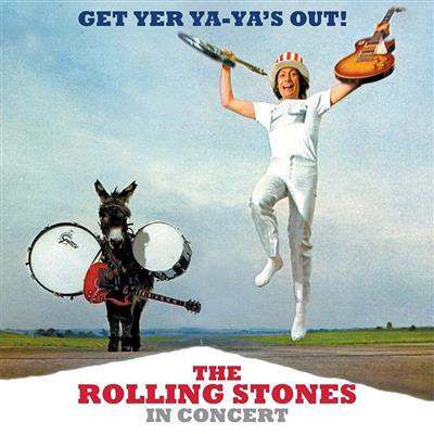 Rolling Stones - Get Yer Ya Ya's Out! - In Concert (Vinyl)