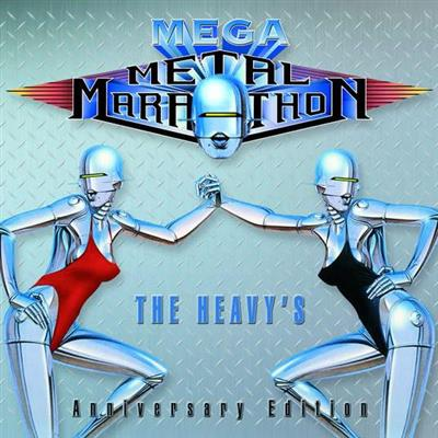 The Heavy's - Mega Metal Marathon (2CD)