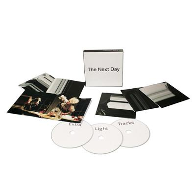 David Bowie - The Next Day Extra (2CD + DVD)