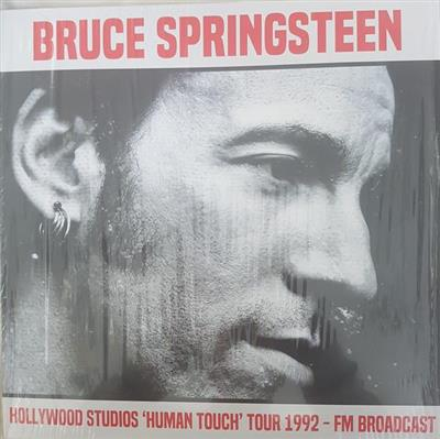 Bruce Springsteen - Hollywood Studios Human Touch Tour 1992 - FM Broadcast (Vinyl  2LP)