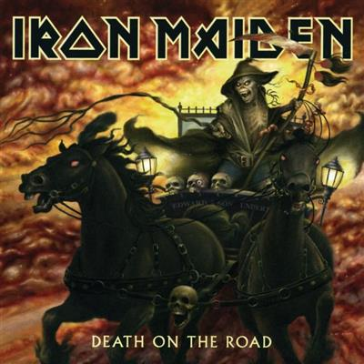 Iron Maiden - Death On The Road - Live (2CD)