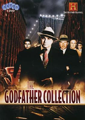 The Godfather Collection (Dokumentar) (DVD)