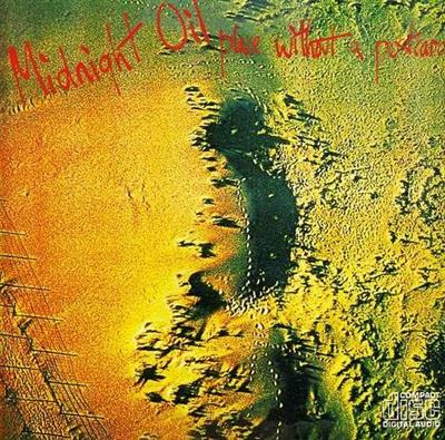 Midnight Oil - Place Without A Postcard (CD)