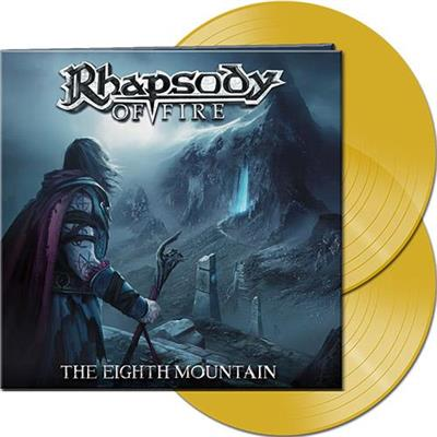 Rhapsody Of Fire - The Eight Mountain - Limited Edition (2LP Clear Yellow Vinyl)