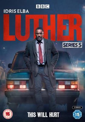 Luther - Sesong 5 (Import)