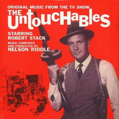 Nelson Riddle - The Untouchables, Original Music From The TV Show (Vinyl)