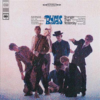 The Byrds - Younger Than Yesterday (Vinyl - 180 gram)