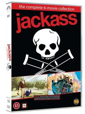 Jackass - The Complete 6-Movie Collection