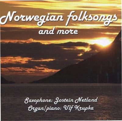 Jostein Netland &  Ulf Krupka - Norwegian Folksongs And More (CD)