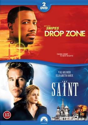 Drop Zone / The Saint (DVD)