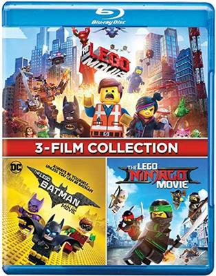 LEGO: The Movies (Blu-ray)