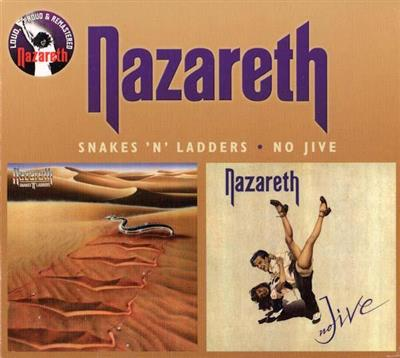 Nazareth - Snakes'N'Ladders / No Jive (2CD)