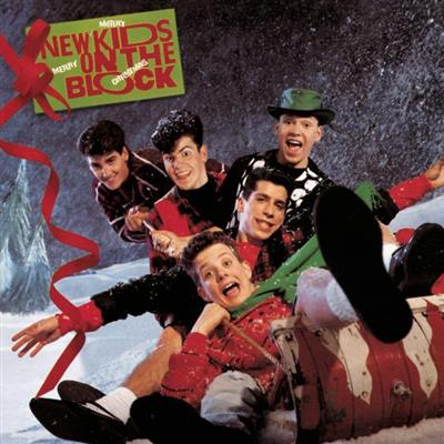 New Kids On The Block - Merry, Merry Christmas (CD)