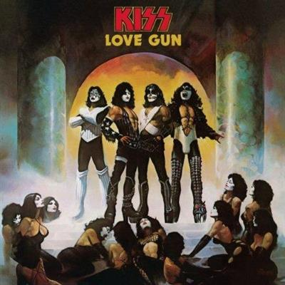 Kiss - Love Gun (Vinyl + MP3)