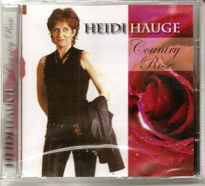Heidi Hauge - Country Rose (CD)