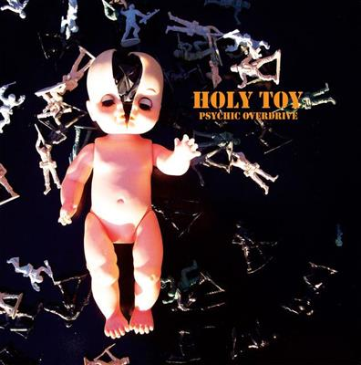 Holy Toy - Psychic Overdrive (Vinyl + CD)