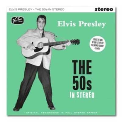 Elvis Presley - The 50s In Stereo - Limited Edition (Green Vinyl)