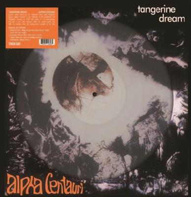 Tangerine Dream - Alpha Centauri (2LP Vinyl - Picture Disc)