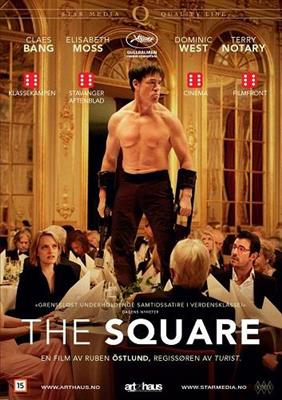The Square (DVD)