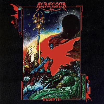 Agressor - Rebirth (2LP Vinyl)
