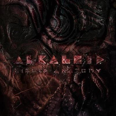 Alkaloid - Liquid Anatomy - Limited Edition (2LP White Vinyl)