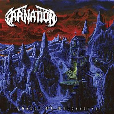 Carnation - Chapel Of Abhorrence (Red Vinyl)