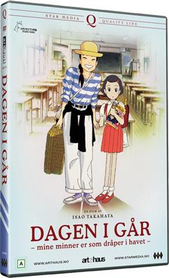 Only Yesterday (Dagen I Går) (DVD)