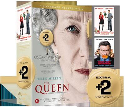 The Queen / What Just Happened / I Hate Valentine´s Day