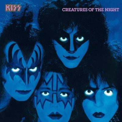 Kiss - Creatures Of The Night (Vinyl + MP3)