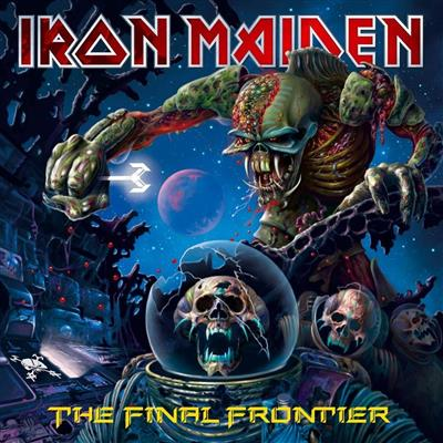 Iron Maiden - The Final Frontier - Remastered Digipak Edition (2CD)