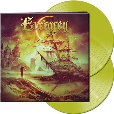 Evergrey - The Atlantic - Collectors Edition - Yellow (2LP Vinyl)