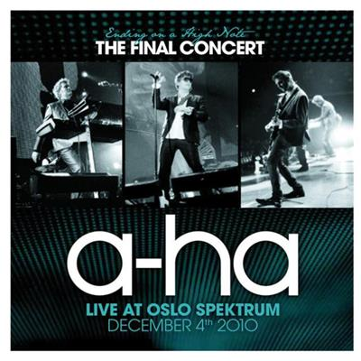 a-ha - Ending On A High Note - The Final Conce (2CD+DVD)
