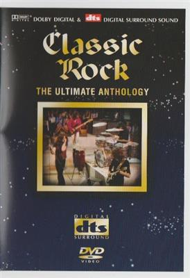 Classic Rock The Ultimate Anthology (DVD)