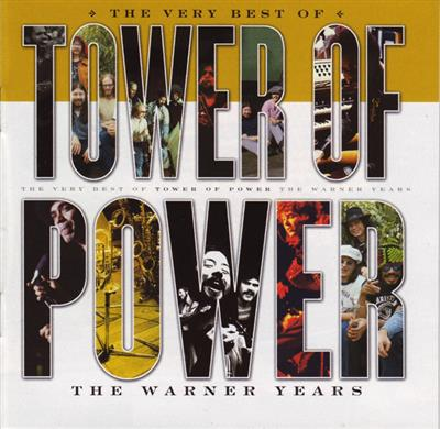 Tower Of Power - The Very Best Of - The Warner Years (CD)