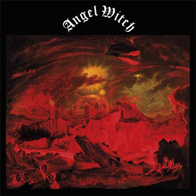 Angel Witch - Angel Witch (Red Vinyl)