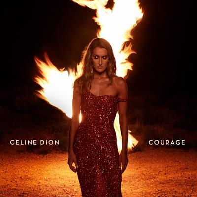 Celine Dion - Courage - Deluxe Edition (CD)