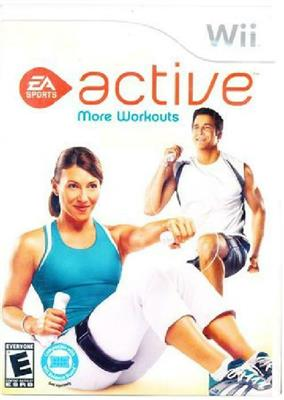 EA Sports - Active - More Workouts (Wii)