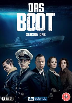 Das Boot - Sesong 1 (Import) (DVD)