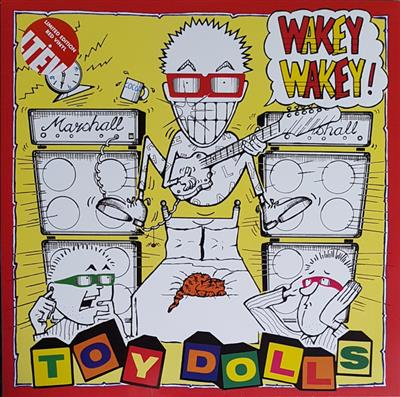 The Toy Dolls - Wakey Wakey (Vinyl)