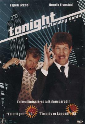 Tonight Med Timothy Dahle (DVD)