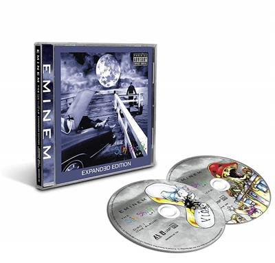 Eminem - The Slim Shady LP - 20th Anniversary Expanded Edition (2CD)