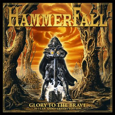 Hammerfall - Glory To The Brave - 20 Year Anniversary Edition (2LP Vinyl)