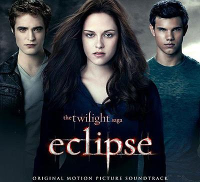 The Twilight Saga - Eclipse - Filmmusikk (CD)